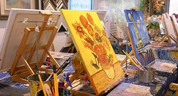 西安画室学子这些才是你该做的_西安创艺画室